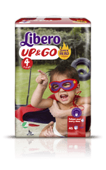 Libero Up& Go (4) pelenka - 46 db