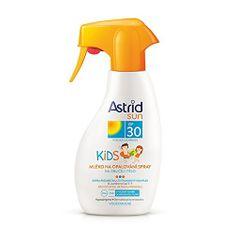 Astrid Dětské mléko na opalování ve spreji OF 30 Sun 200 ml