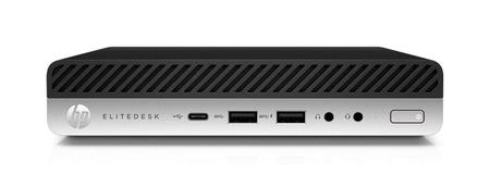 HP mini namizni računalnik EliteDesk 800 G3 DM i5-7500/8GB/256GB SSD/Win10Pro (1CB68EA)