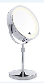 Lanaform povečevalno ogledalo Stand Mirror 10x