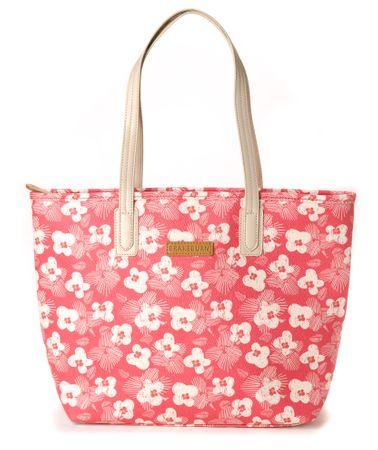 Brakeburn ženska ročna torbica rdeča
