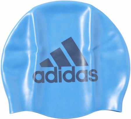Adidas plavalna kapa Sil Graphic, modra
