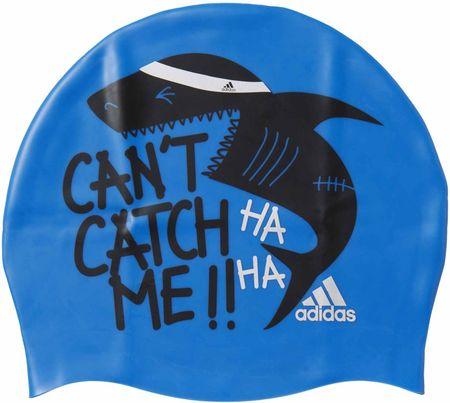 Adidas Graphic Cap Y Shock Blue /Black/Matte Silver NS