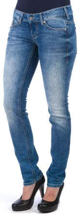 Mustang ženske traperice Gina 28/34 plava
