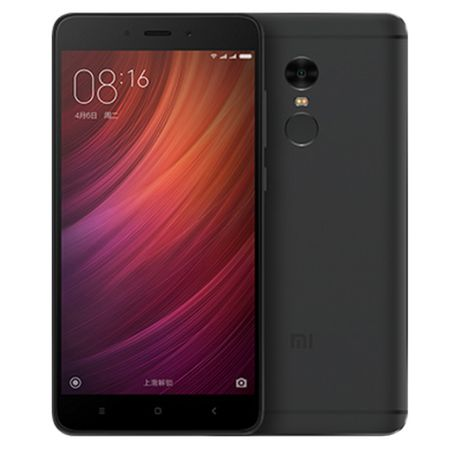 Xiaomi mobilni telefon Redmi Note 4 32 GB, crni
