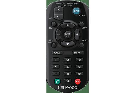 Kenwood Electronics KCA-RC406 Infra távvezérlő Kenwood audio fejegységekhez