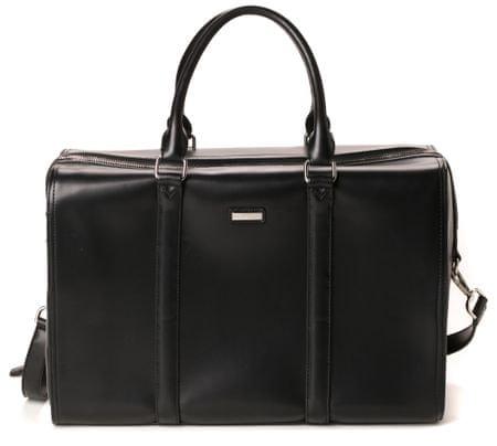 Bobby Black muška torbica crna