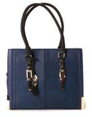 Bessie London torebka damska niebieski