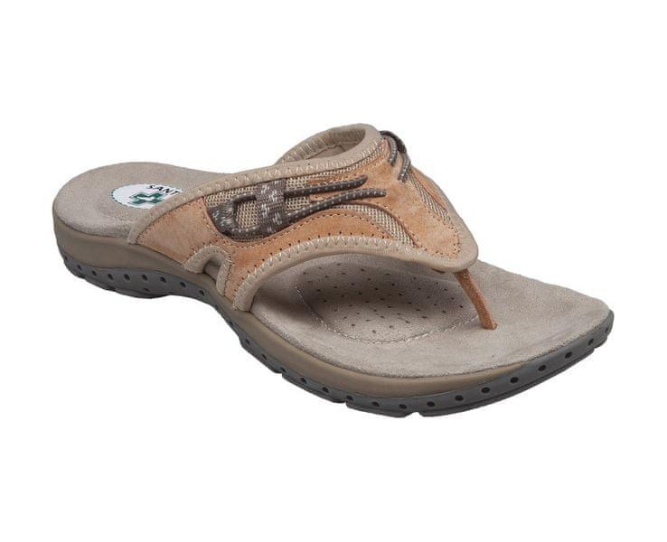 SANTÉ Zdravotní obuv dámská MDA/C157-11A clay (Velikost vel. 36)