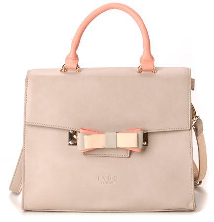 Lydc ženska ročna torbica bež
