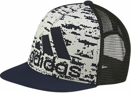 Adidas Ya Pr K Cap B Off White/Collegiate Navy/Black Osfc