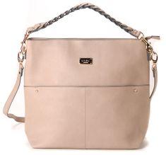 Lydc ženska torbica bež