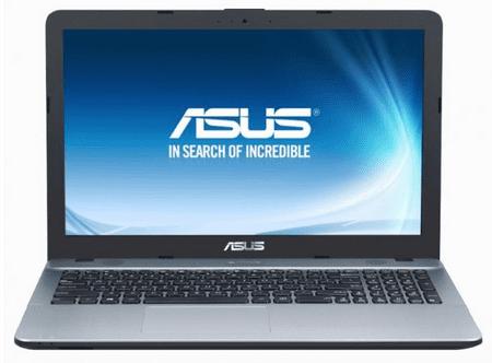 Asus prenosnik VivoBook X540SA-XX676T N3060/4GB/128GB/15,6HD/W10Home (90NB0B33-M18700)