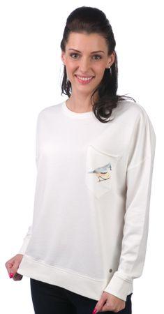 Mustang bluza damska S kremowy