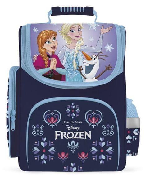 Karton P+P Anatomický batoh ERGO KIDDY Frozen III - tmavý