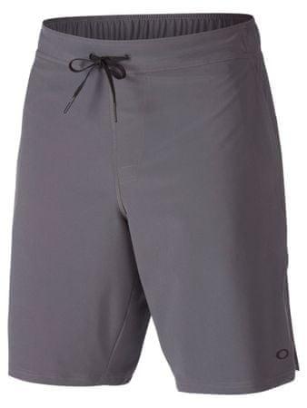 Oakley moške hlače Icon, sive, S