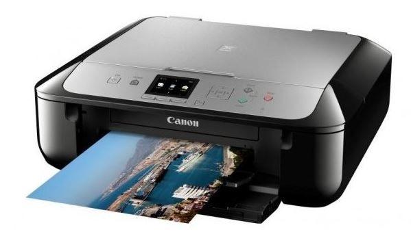 Canon PIXMA MG5752 černá/stříbrná (0557C046)