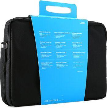 """Acer Starter KIT - Sada příslušenství k notebooku - 15.6"""" - černá (NP.ACC11.01X)"""