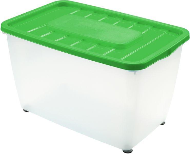 Heidrun Box úložný 46 l, zelená