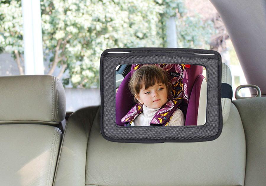 BabyDan Držák tabletu a baby zrcadlo do auta