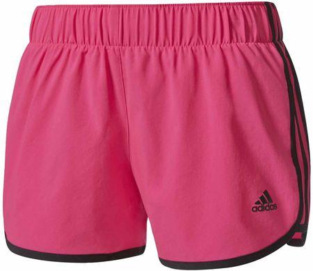 Adidas ženske hlače M10 Short Woven, roza, M