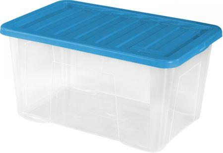 Heidrun škatla za shranjevanje Quasar, 60 l, modra