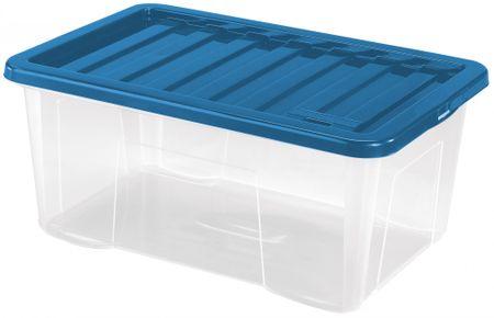Heidrun škatla za shranjevanje Quasar, 50 l, modra