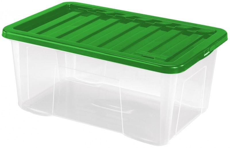 Heidrun Box Quasar 50 l, zelená