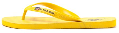 U.S. Polo Assn. moške japonke Remo 44 rumena