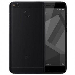 Xiaomi Redmi 4X, 3GB/32GB, Dual SIM, CZ LTE, černý