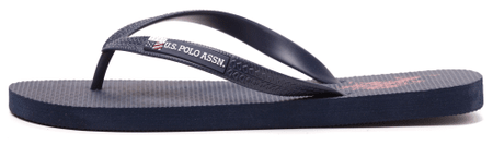 U.S. Polo Assn. moške japonke Remo 42 temno modra