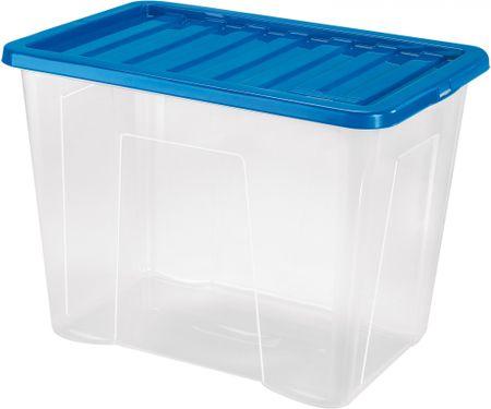 Heidrun škatla za shranjevanje Quasar, 80 l, modra