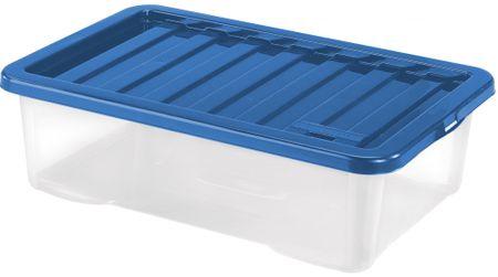 Heidrun škatla za shranjevanje Quasar, 30 l, modra