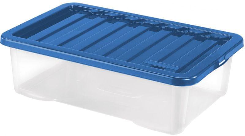 Heidrun Box Quasar 30 l, modrá