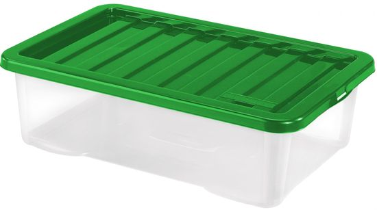 Heidrun Box Quasar 30 l, zelená