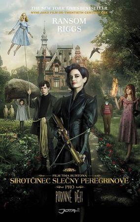 Riggs Ransom: Sirotčinec slečny Peregrinové pro podivné děti - filmová obálka
