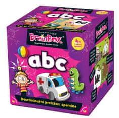 BRAINBOX družabna igra ABC 4+