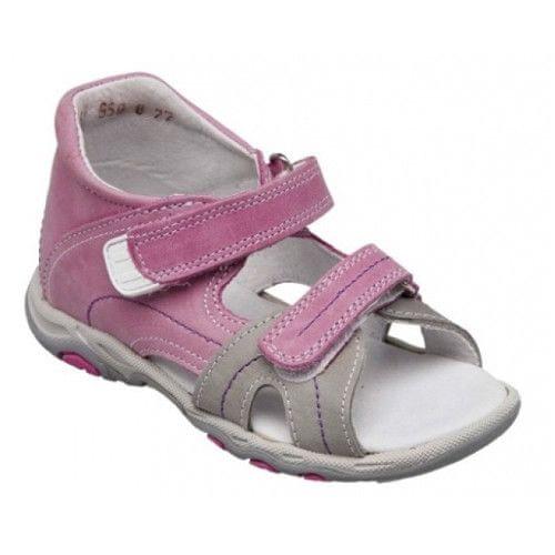 SANTÉ Zdravotní obuv dětská N/950/802/73/13 růžová (Velikost vel. 35)