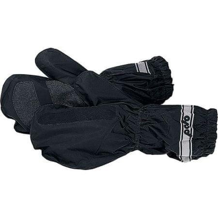 ROAD 1.0 dežna zaščita za rokavice, črna, S