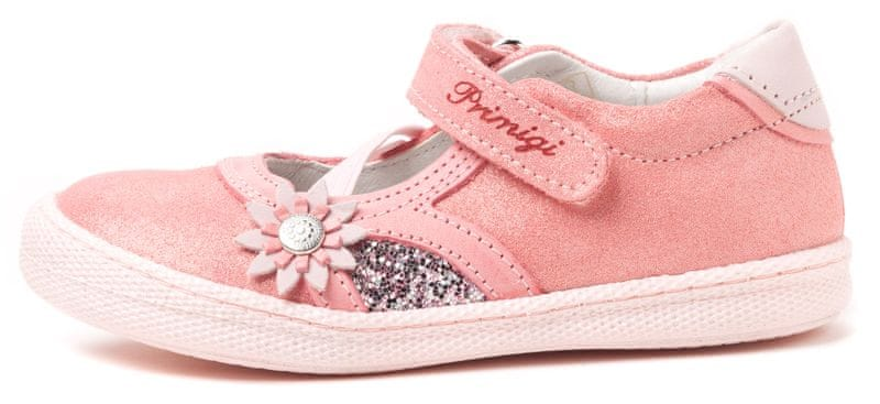 Primigi dívčí sandály 25 růžová