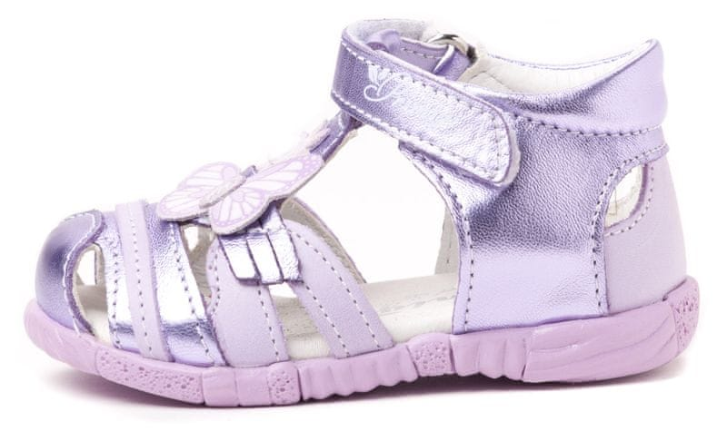 Primigi dívčí sandály 23 fialová