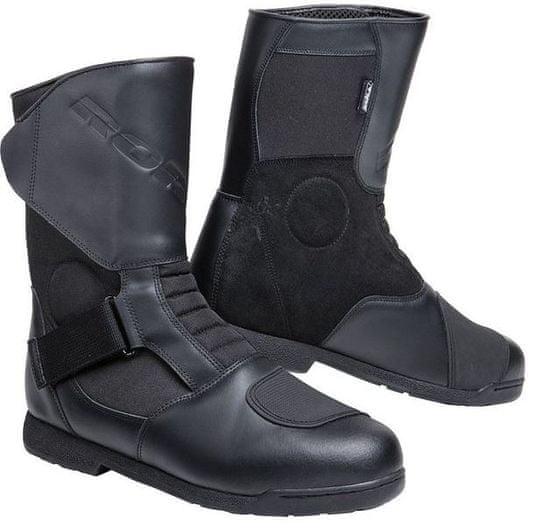 Motoristični škornji ROAD Sommertour 1.0, črni