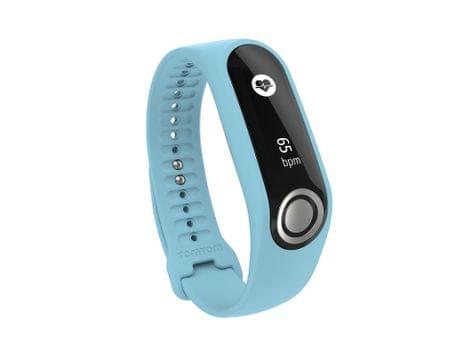 TomTom Touch Activity Tracker pánt, azúr kék, L méret