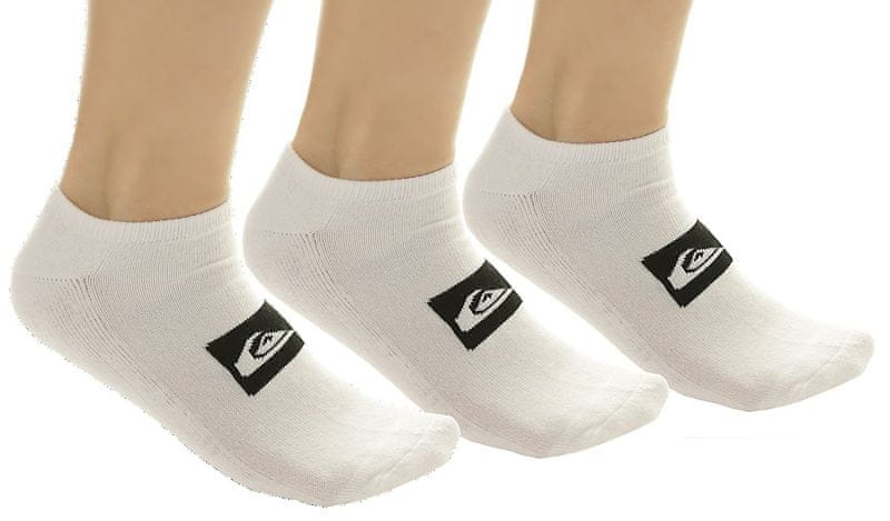 Quiksilver Ankle Pack M Sock White 8-11