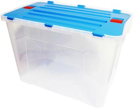 Heidrun škatla za shranjevanje Dragon Box, 60 l, modra