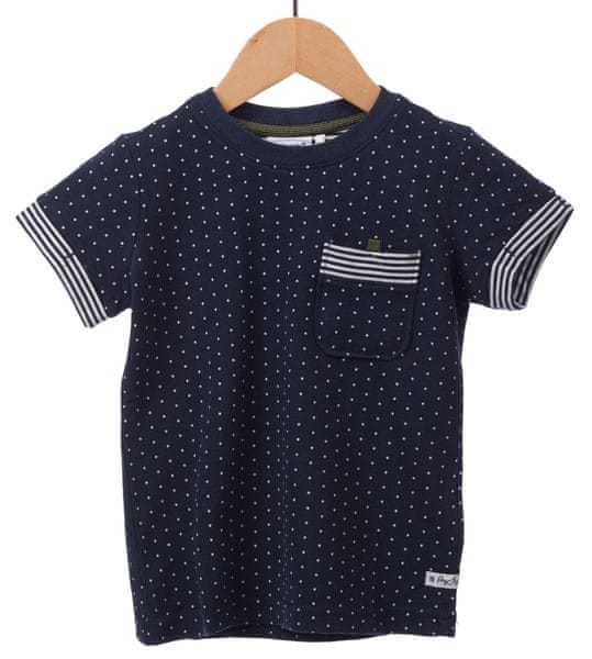 Primigi chlapecké tričko 140 tmavě modrá