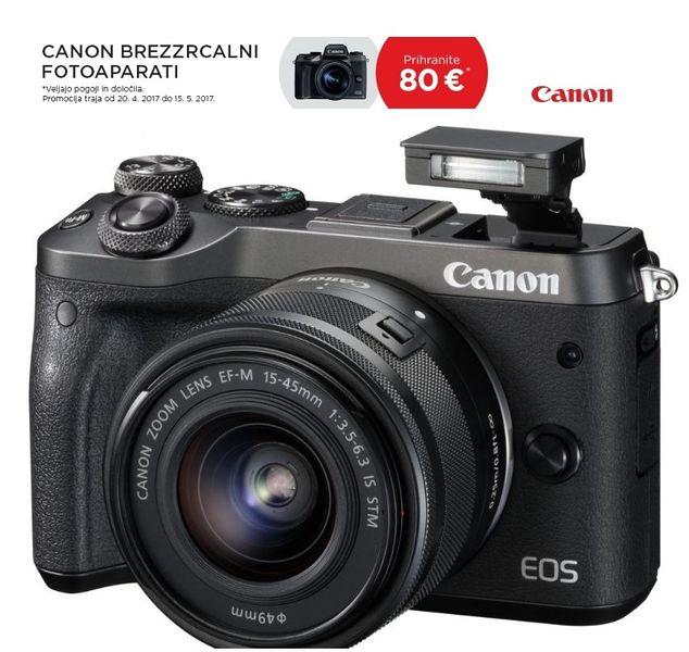 Canon EOS M6 + 18-150