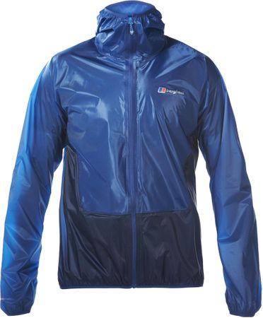 Berghaus jakna Hyper Shell, modra, XXL