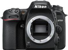 Nikon fotoaparat D7500, ohišje