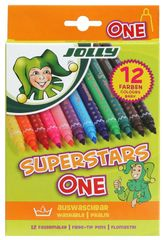 Jolly Flomastri SuperStar 12/1 kartonska embalaža